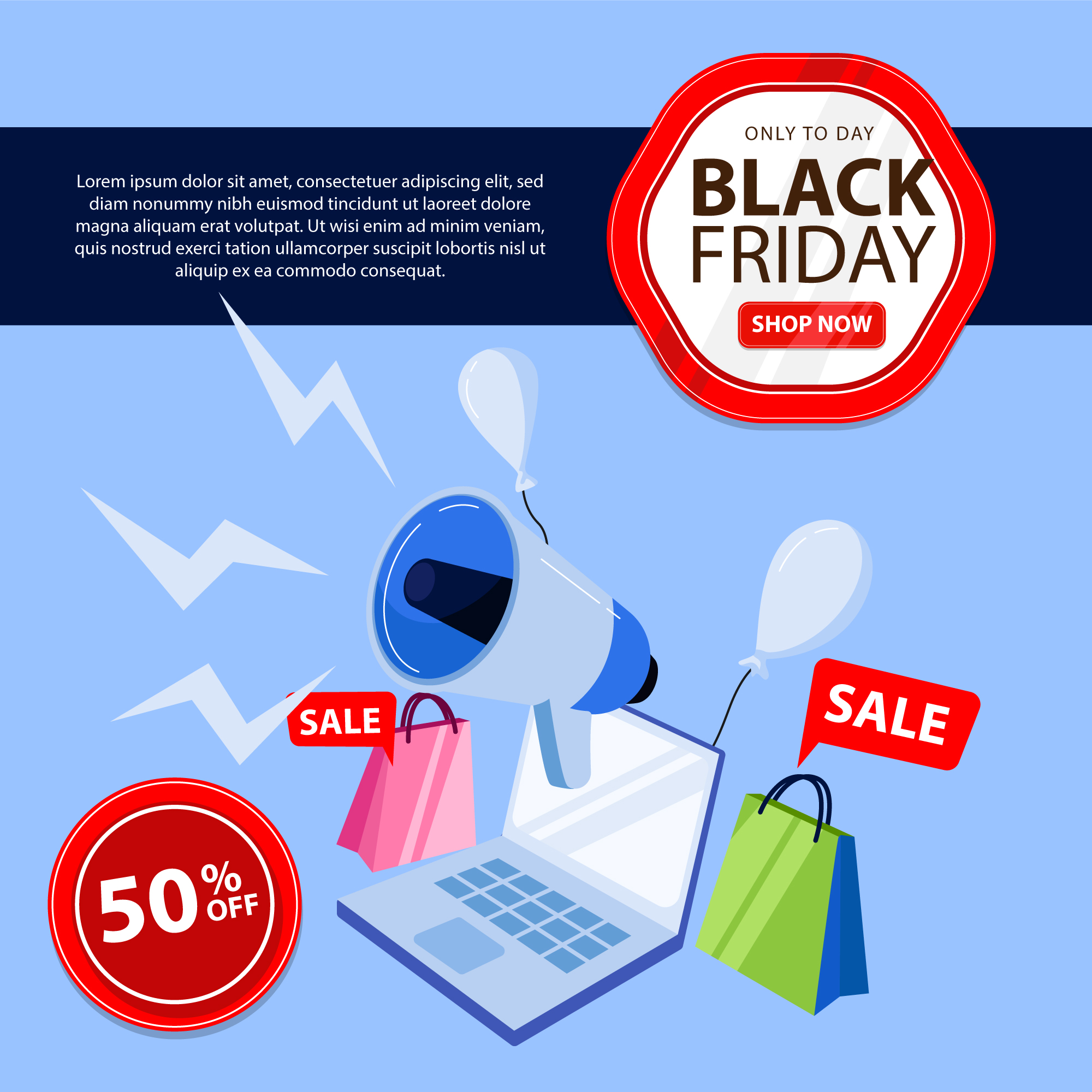 Black Friday Banner Perfect For Online Shop Business Download Free Vectors Clipart Graphics Vector Art