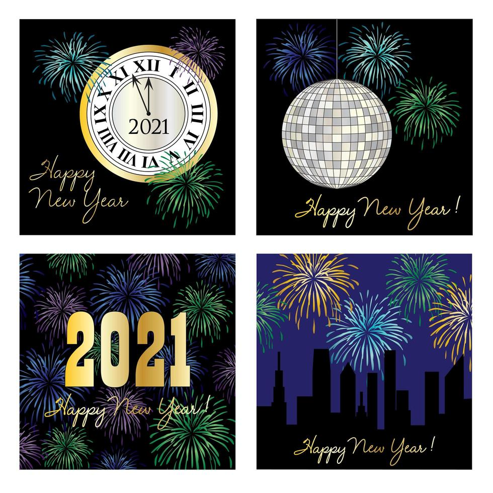 13+ New Year Clipart 2021