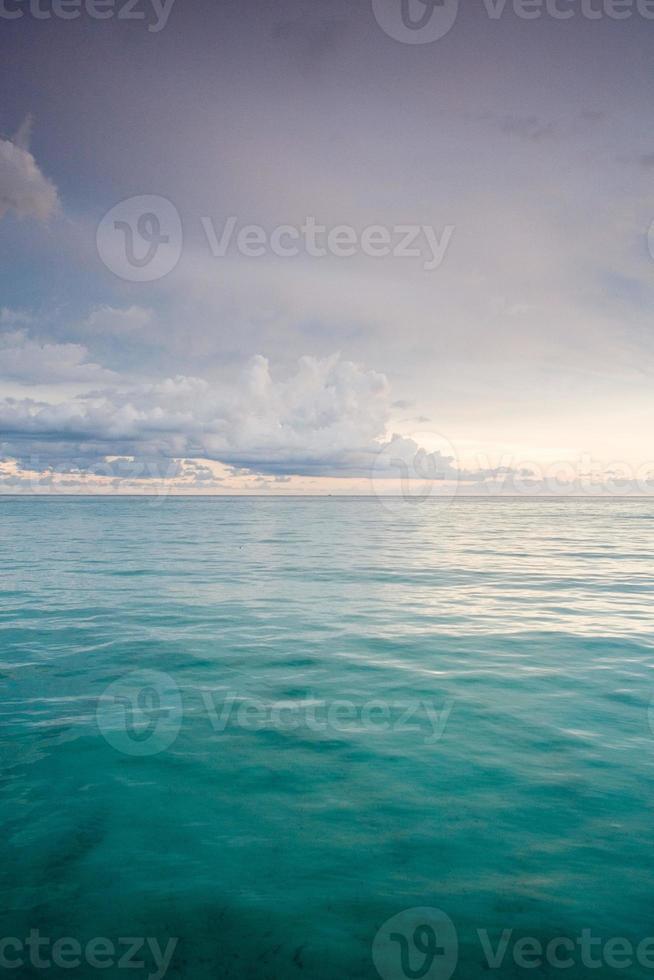 Blue ocean - Thailand photo