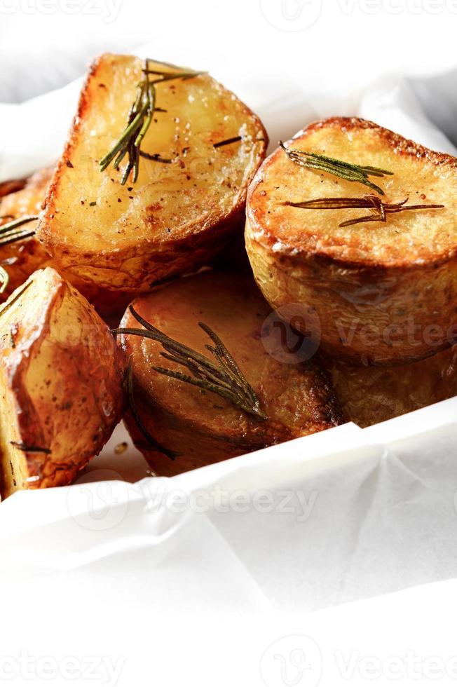 Roast Potatoes with Rosemary photo