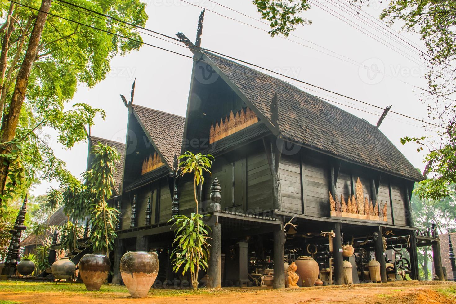 maison de style thaï photo