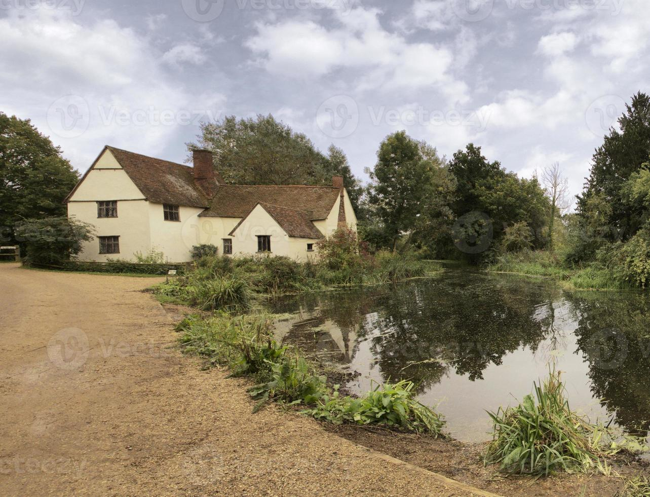 Willy Lott's House en Flatford Mill foto