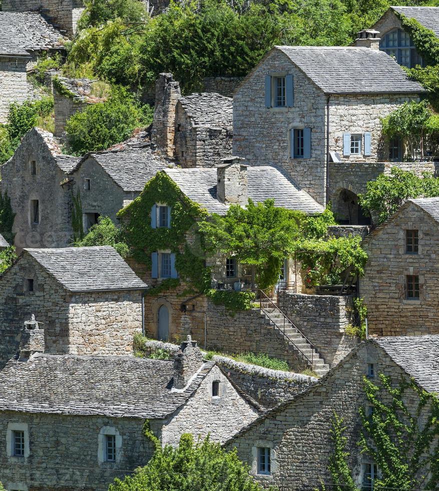 gorges du tarn, village photo