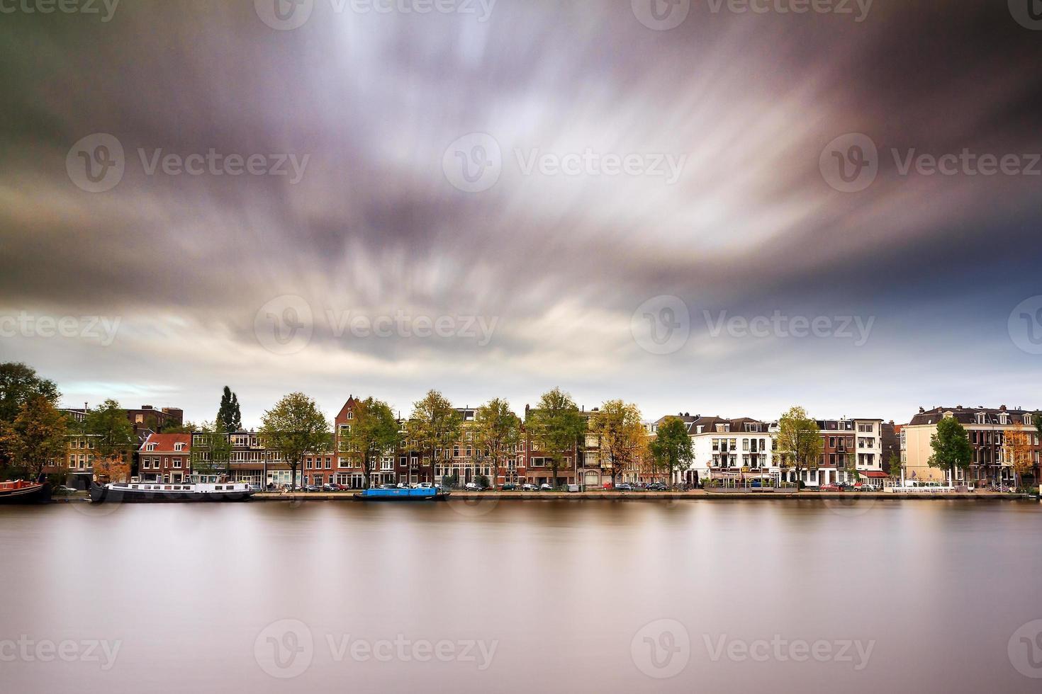 amstel cloudscape photo