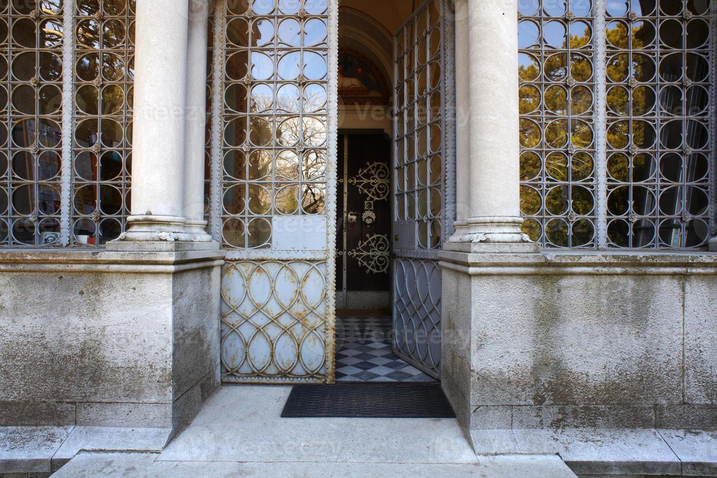 puerta de Hierro foto