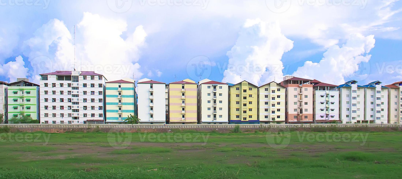 The condominium photo