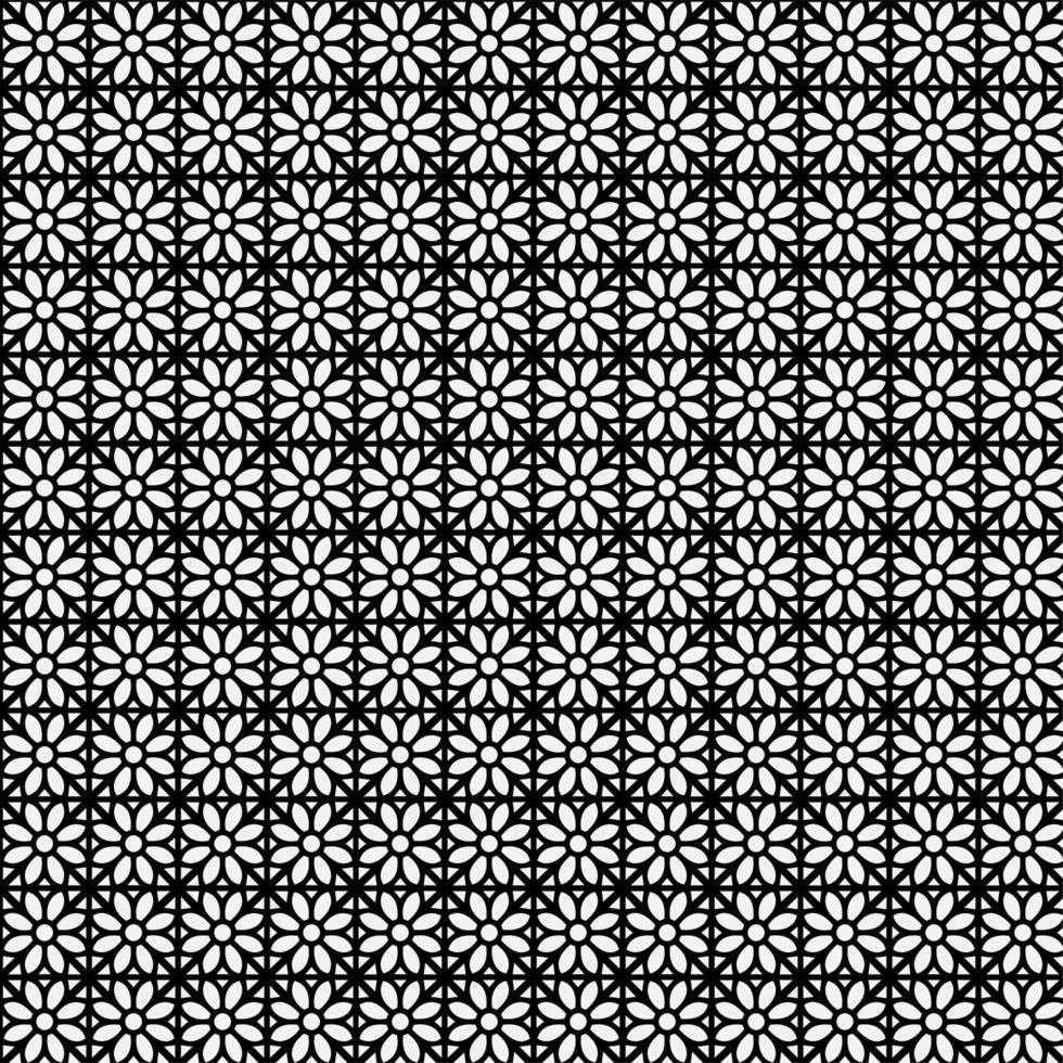 diseño de patrones sin fisuras textura floral vector
