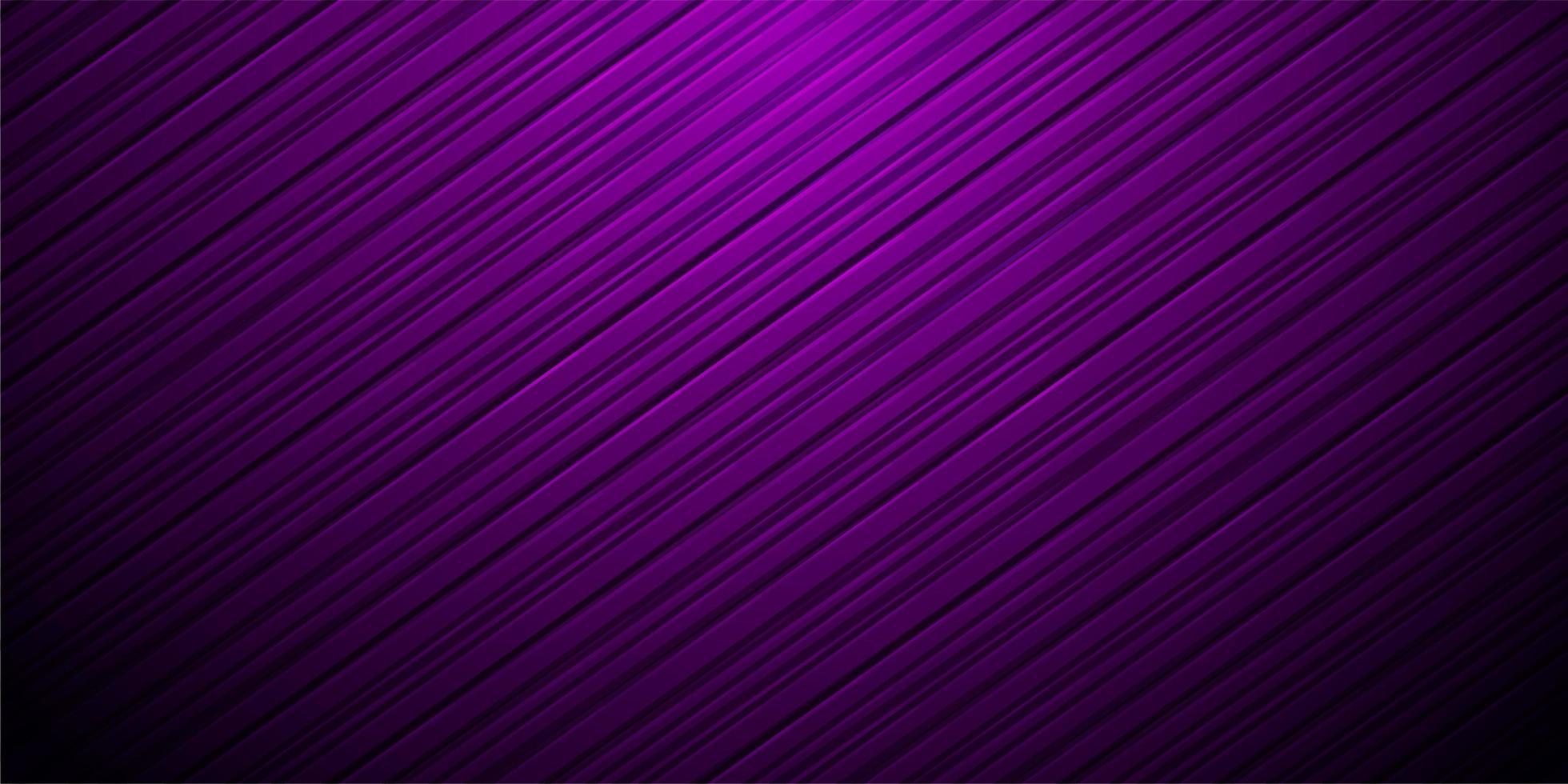 fondo degradado rayado púrpura diagonal vector