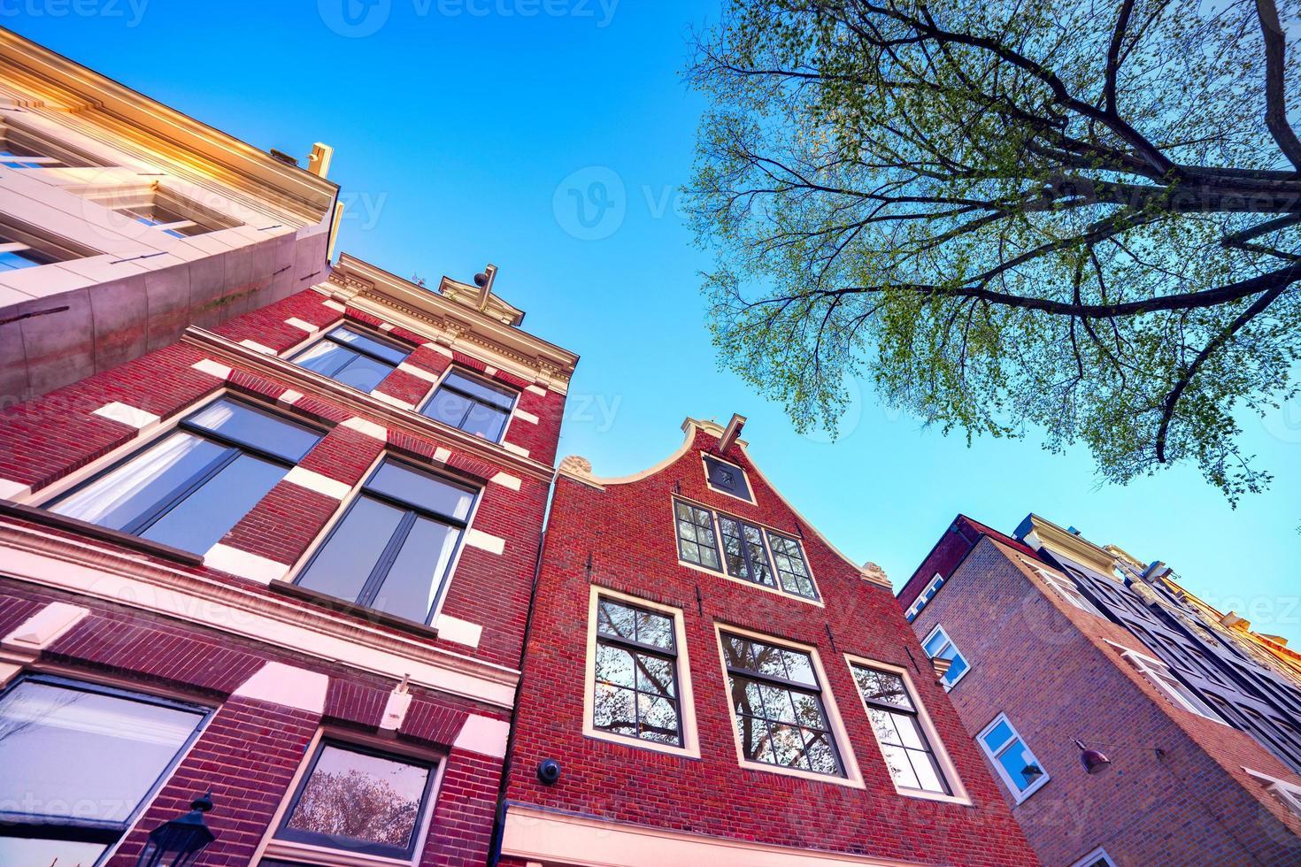 elementos de la auténtica arquitectura holandesa foto