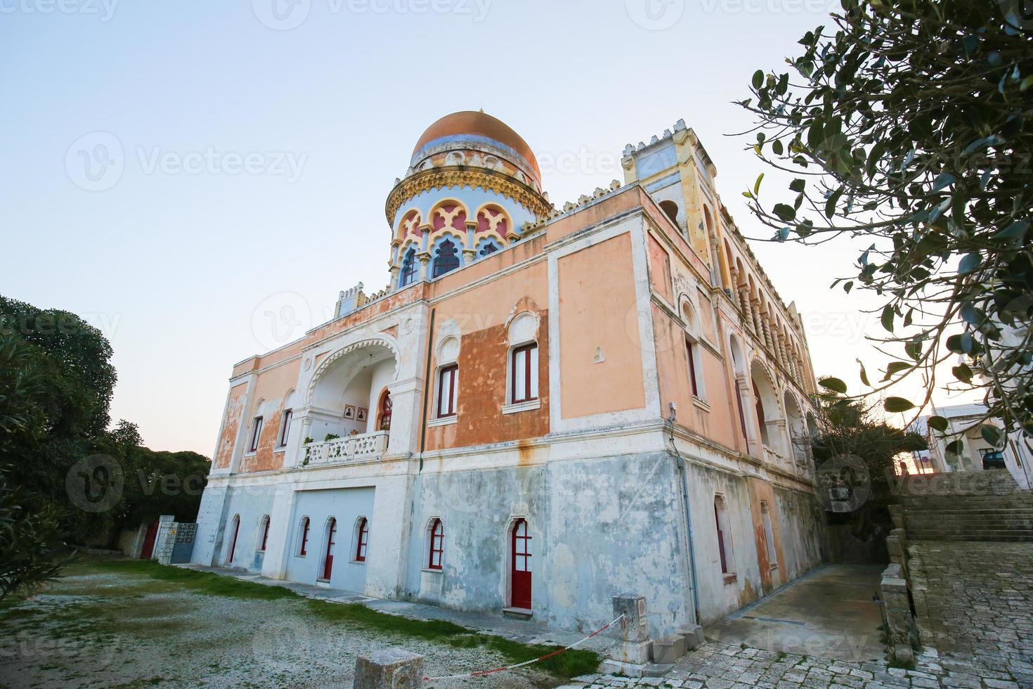 villa sticchi en santa cesarea terme, provincia de lecce, apulia, foto