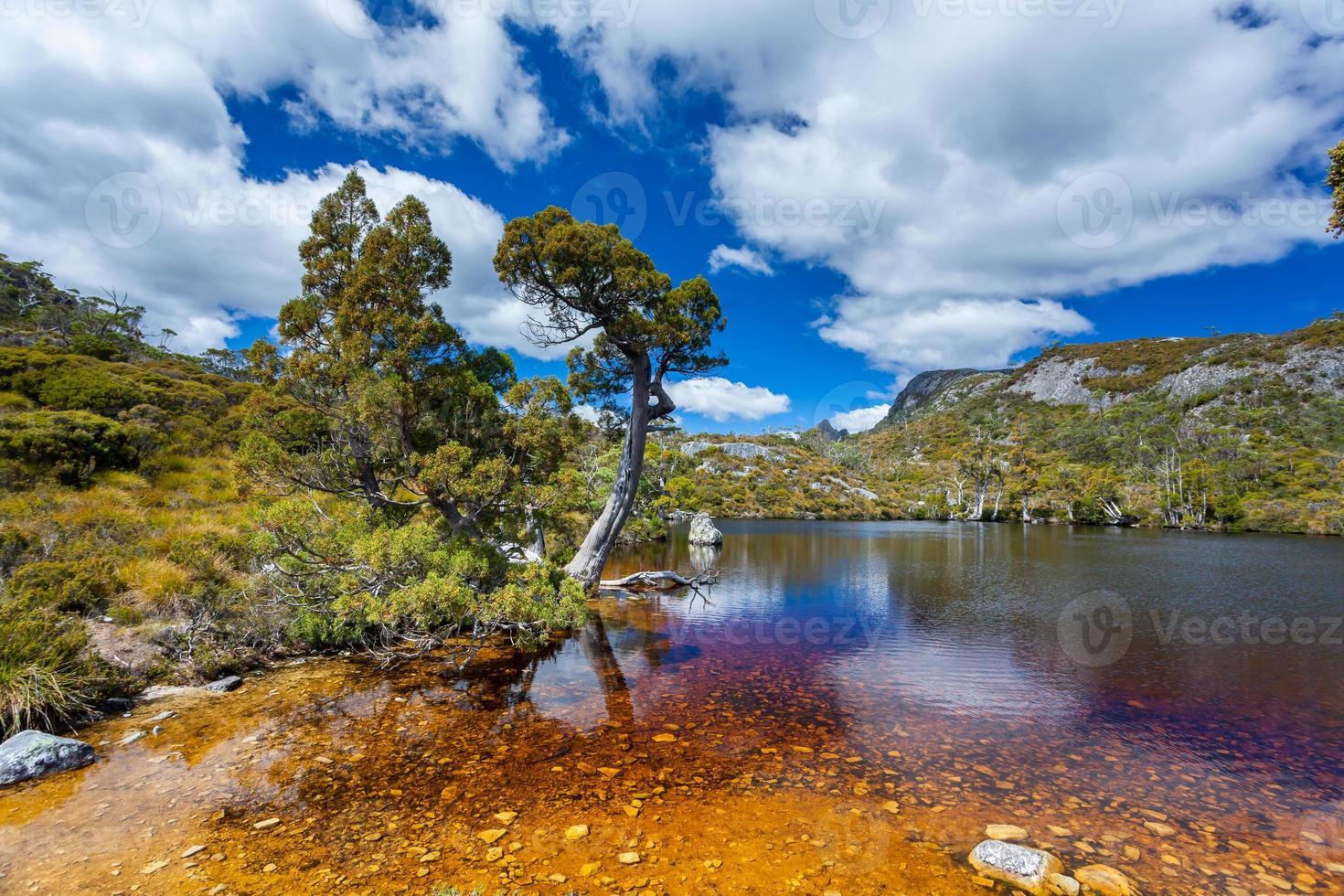 Cradle Mountain y Dove Lake Tasmania foto