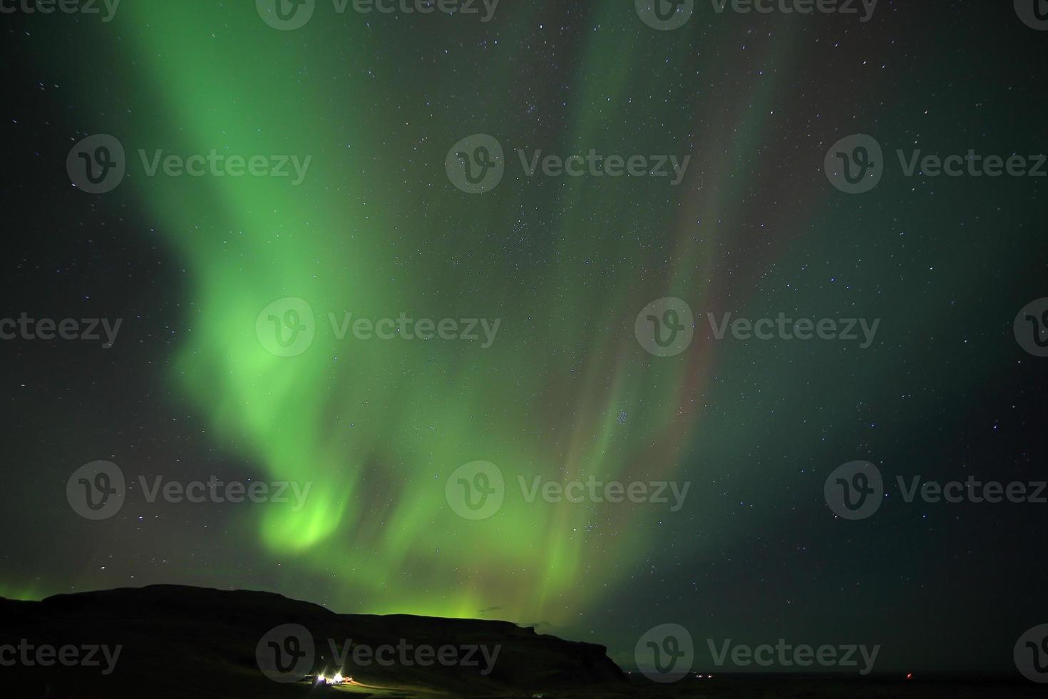 auroras boreales foto