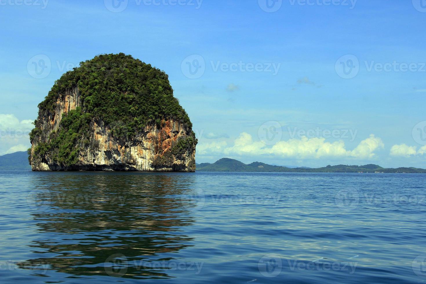 pequeña isla foto