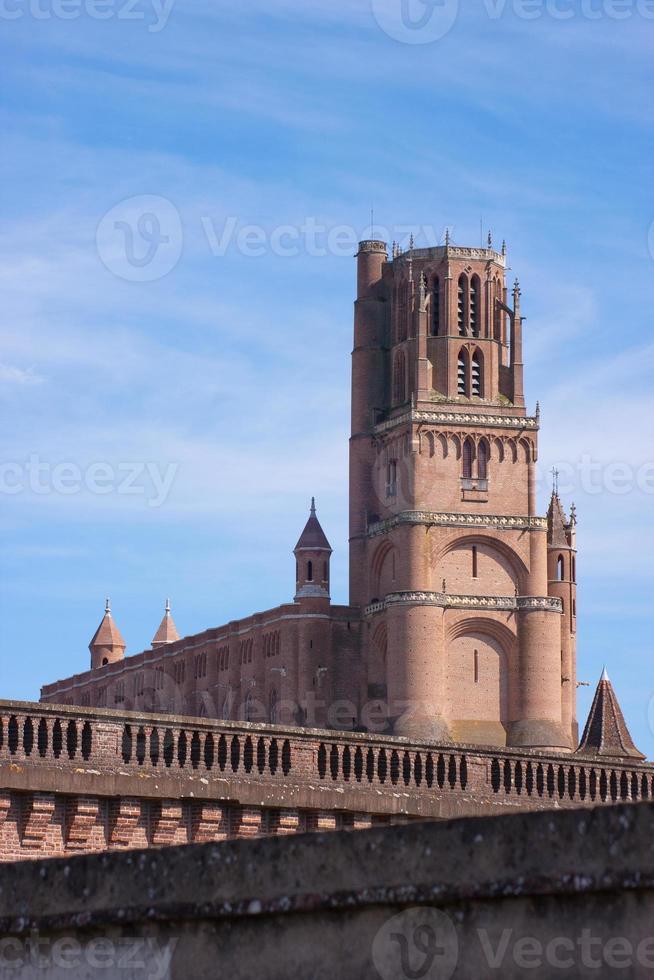 catedral de albi foto