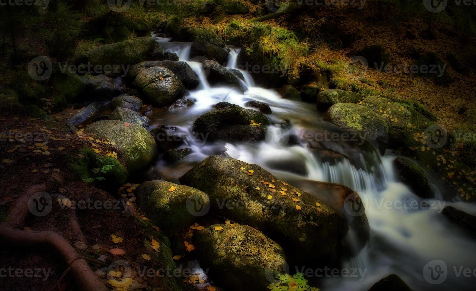 agua que fluye foto