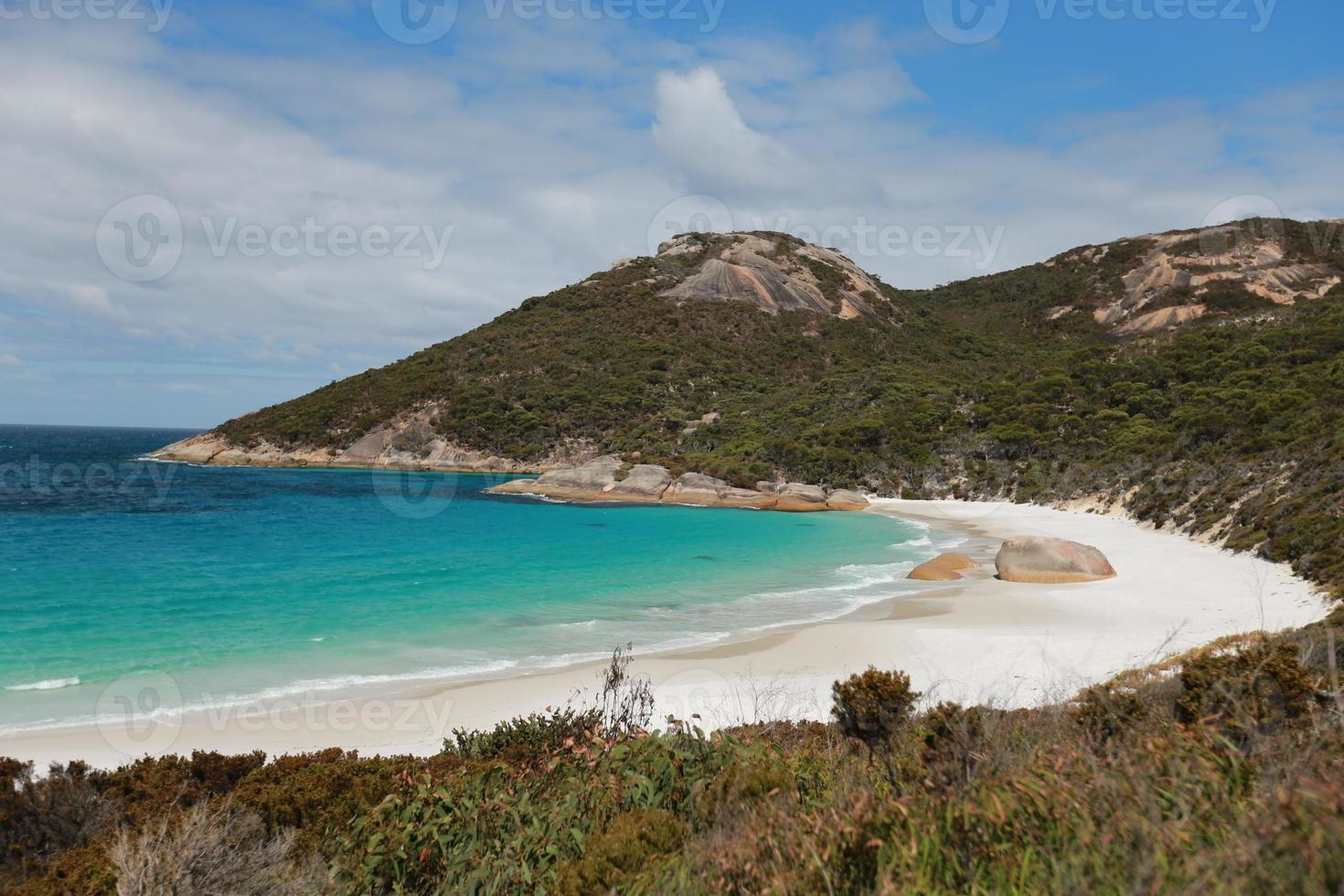 pequeña playa foto