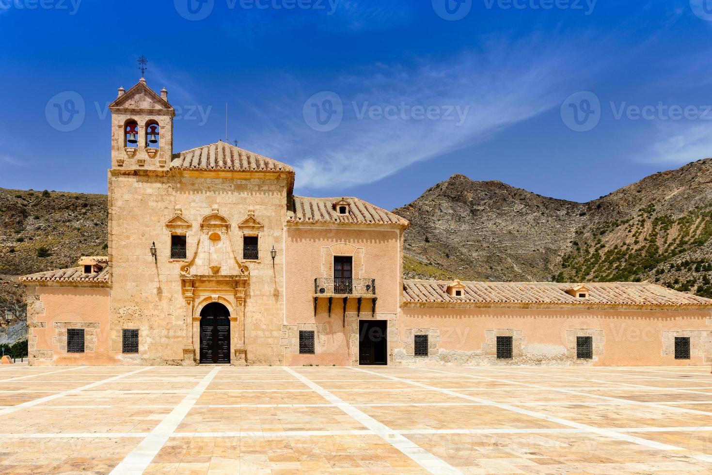 monasterio del saliente foto