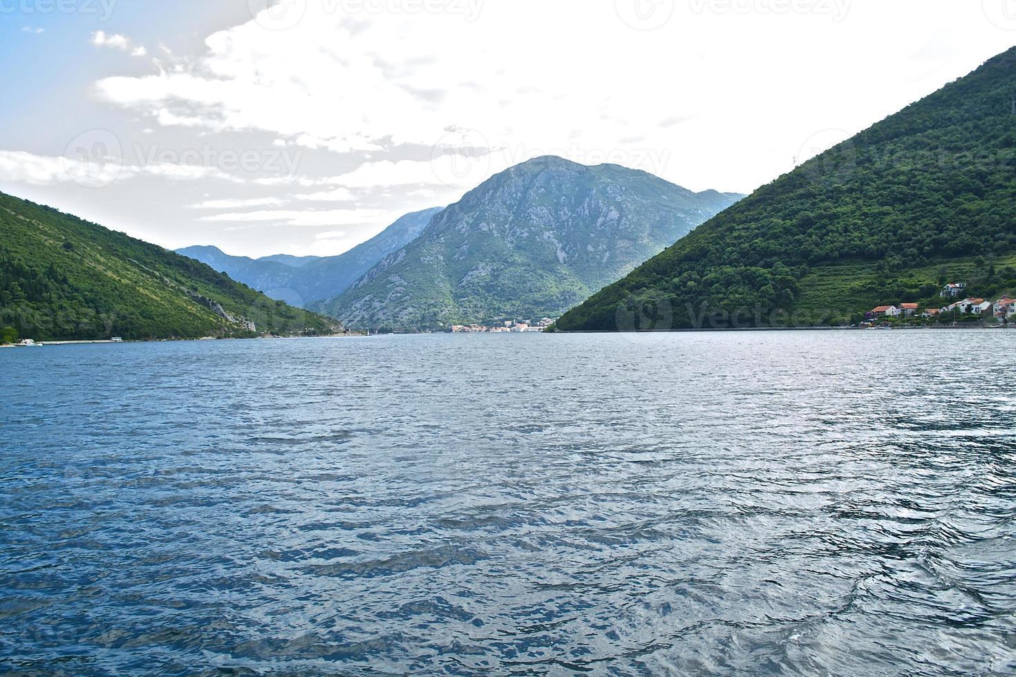 Bay of Kotor (Boka) photo