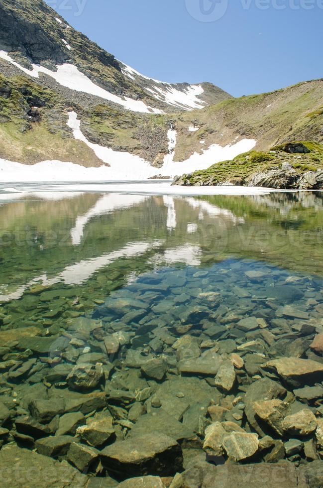 Bulgaria, seven Rila lakes photo