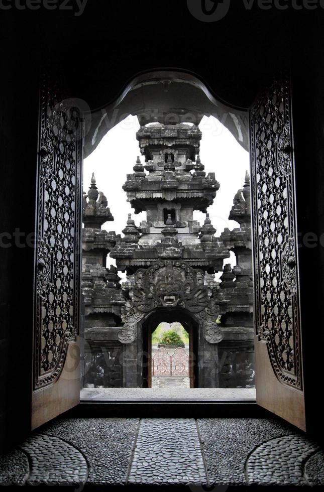 entrada de la puerta de bajra sandhi foto