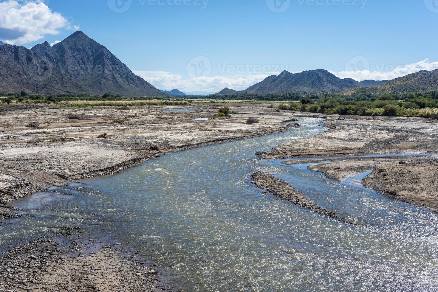 seclantas en la provincia de salta, argentina. foto
