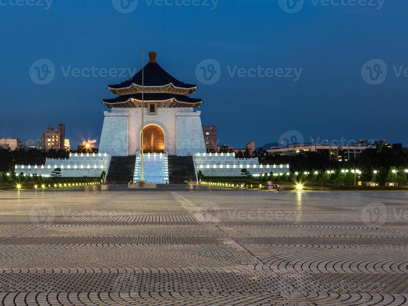 monumento a chiang kai-shek foto
