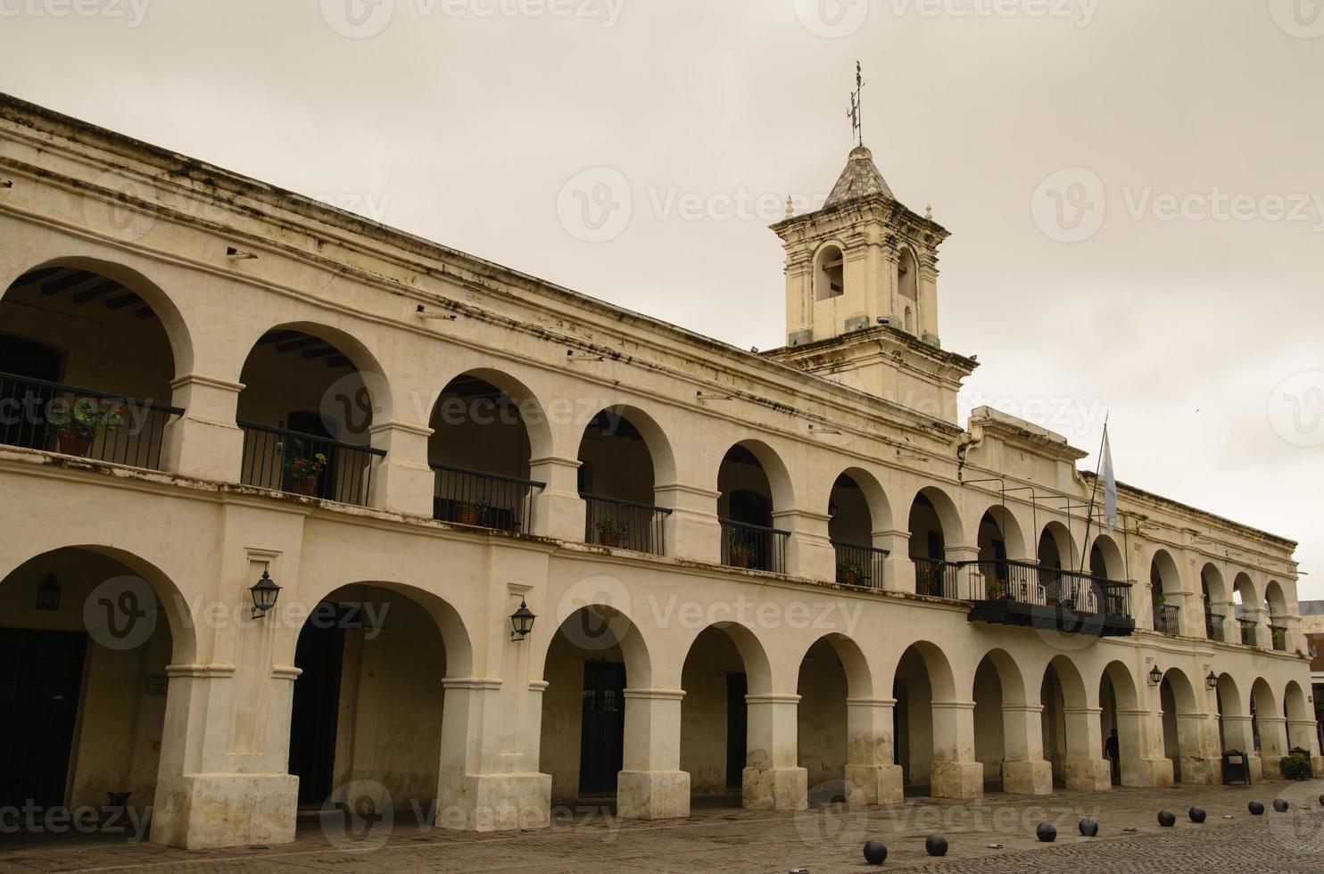 provincia de salta, cabildo foto