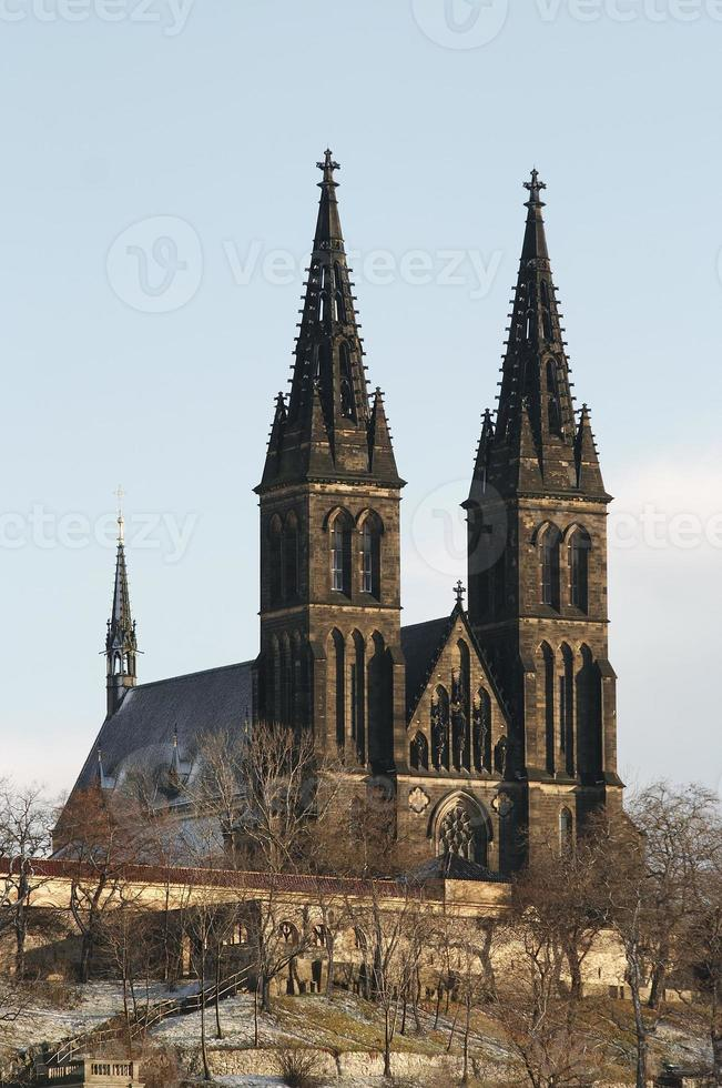 iglesia capitular de san pedro y pablo foto