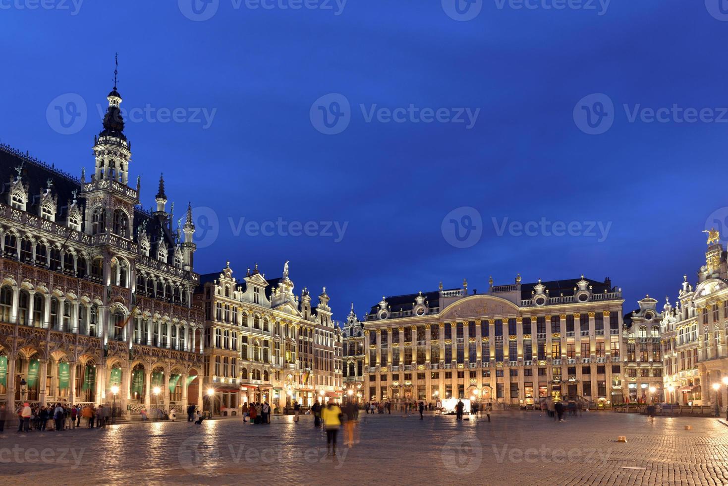bélgica, bruselas, grote markt foto