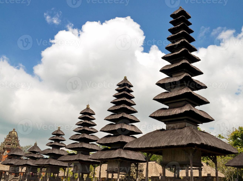 sitio del templo de taman ayun foto