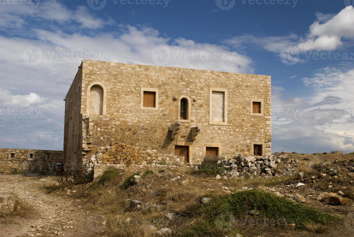 Rethymnon, Creta foto
