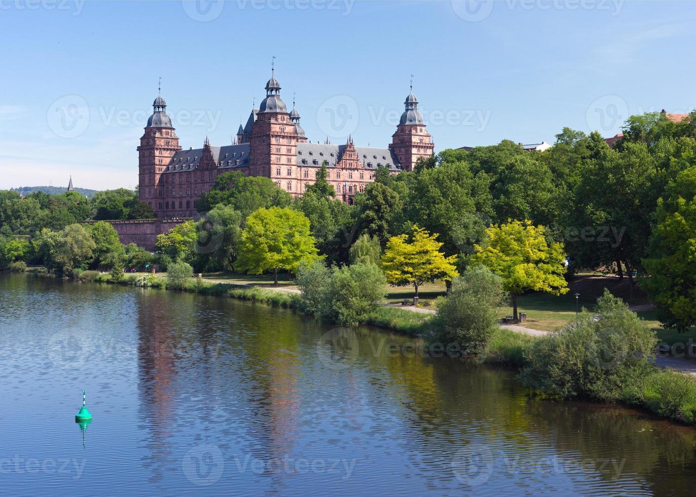 Schloss johannisburg foto