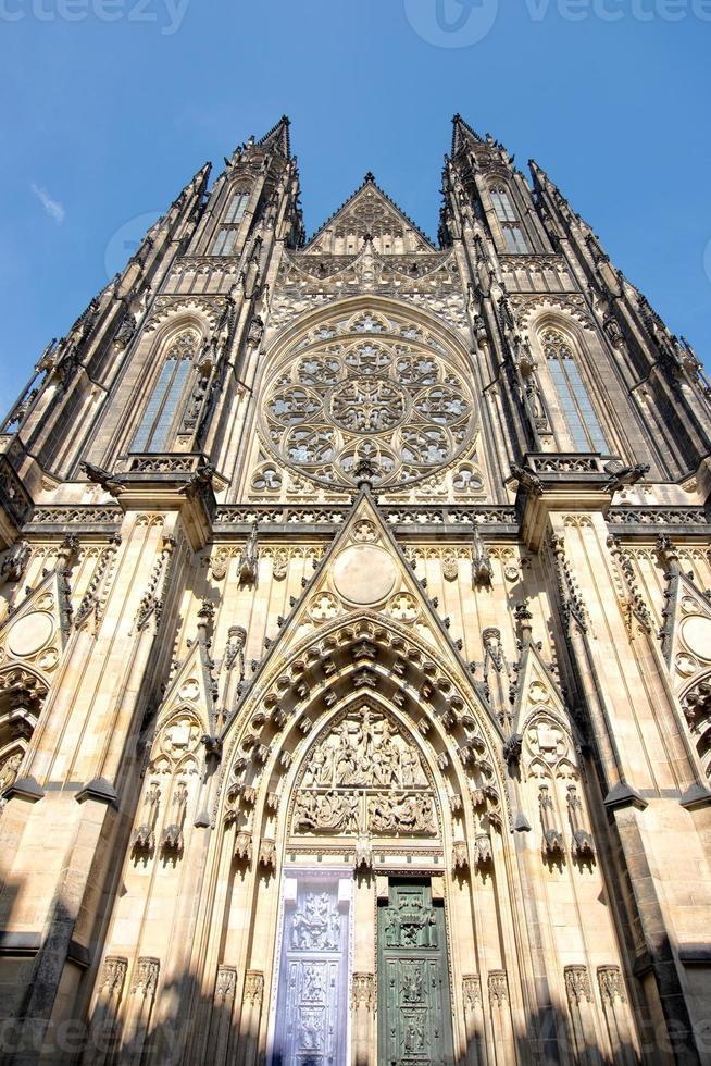 Catedral de San Vito de Praga, República Checa foto