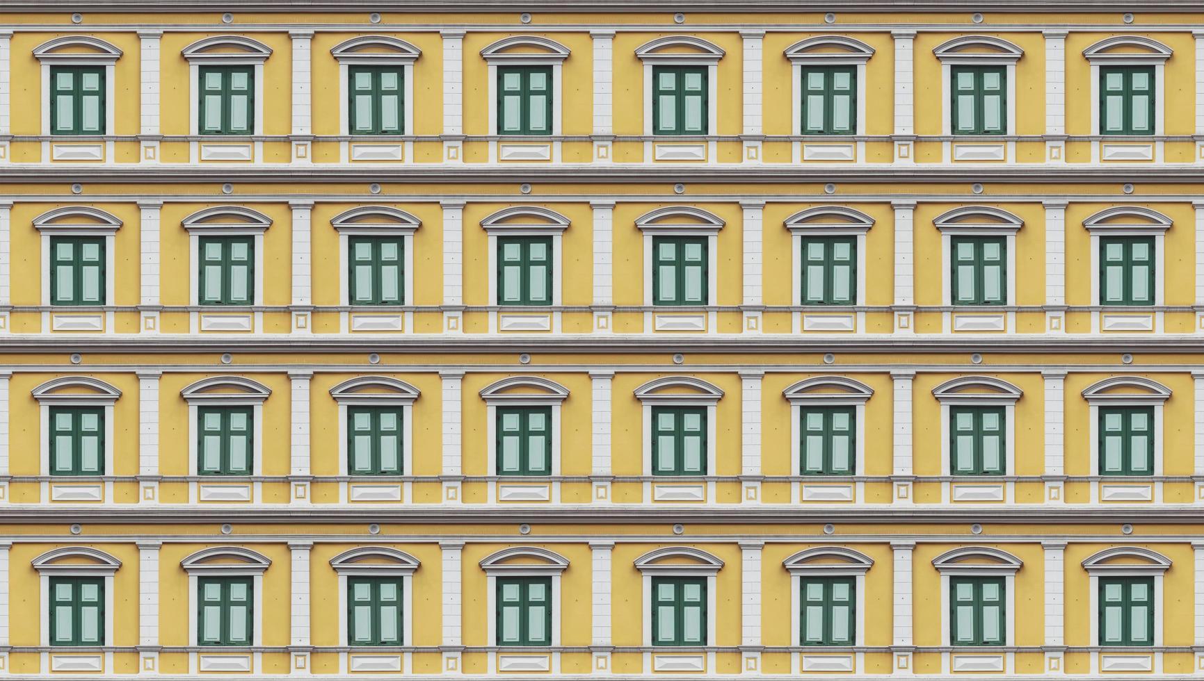 fundo de textura de janelas vintage foto