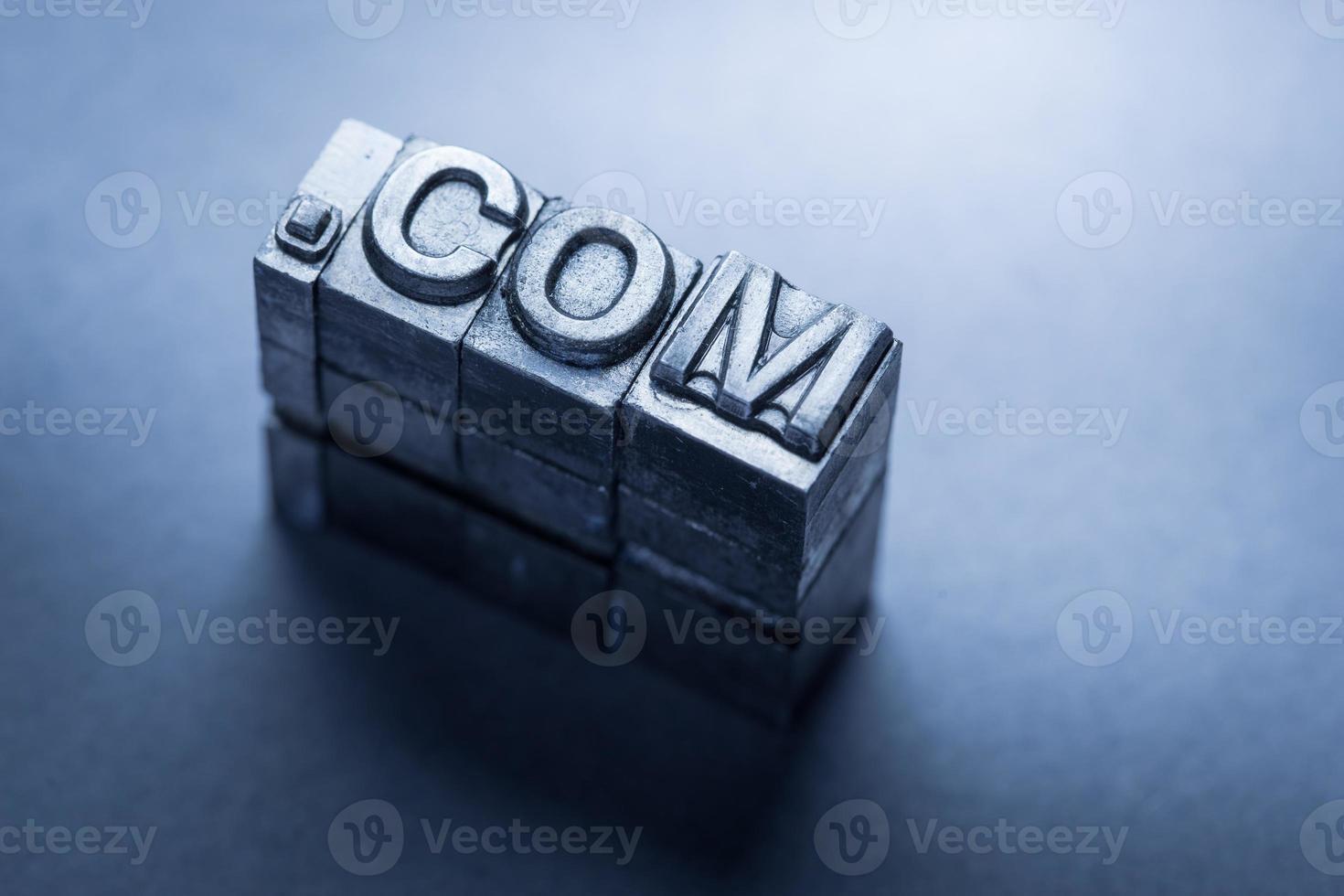 Internet, www, website and .com business photo