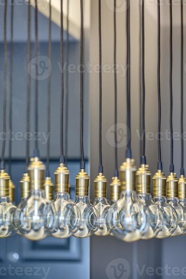 Edison lamps photo