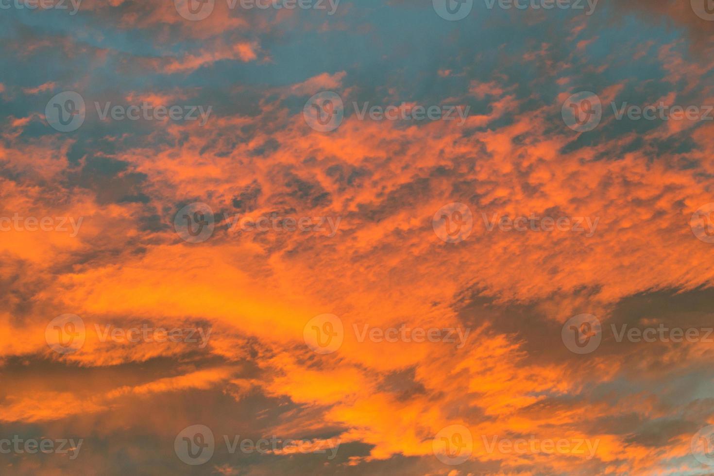 cielo Rojo foto