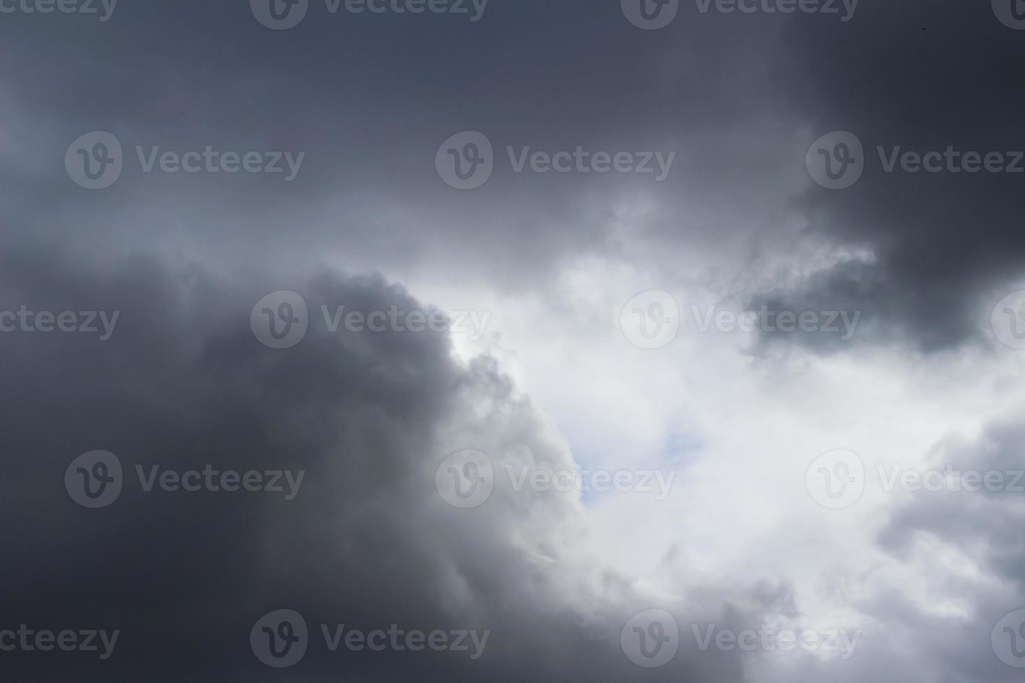 cielo nublado foto