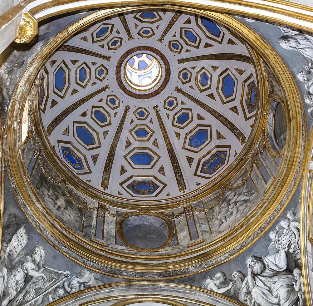 San Domenico Maggiore church, Naples Italy photo