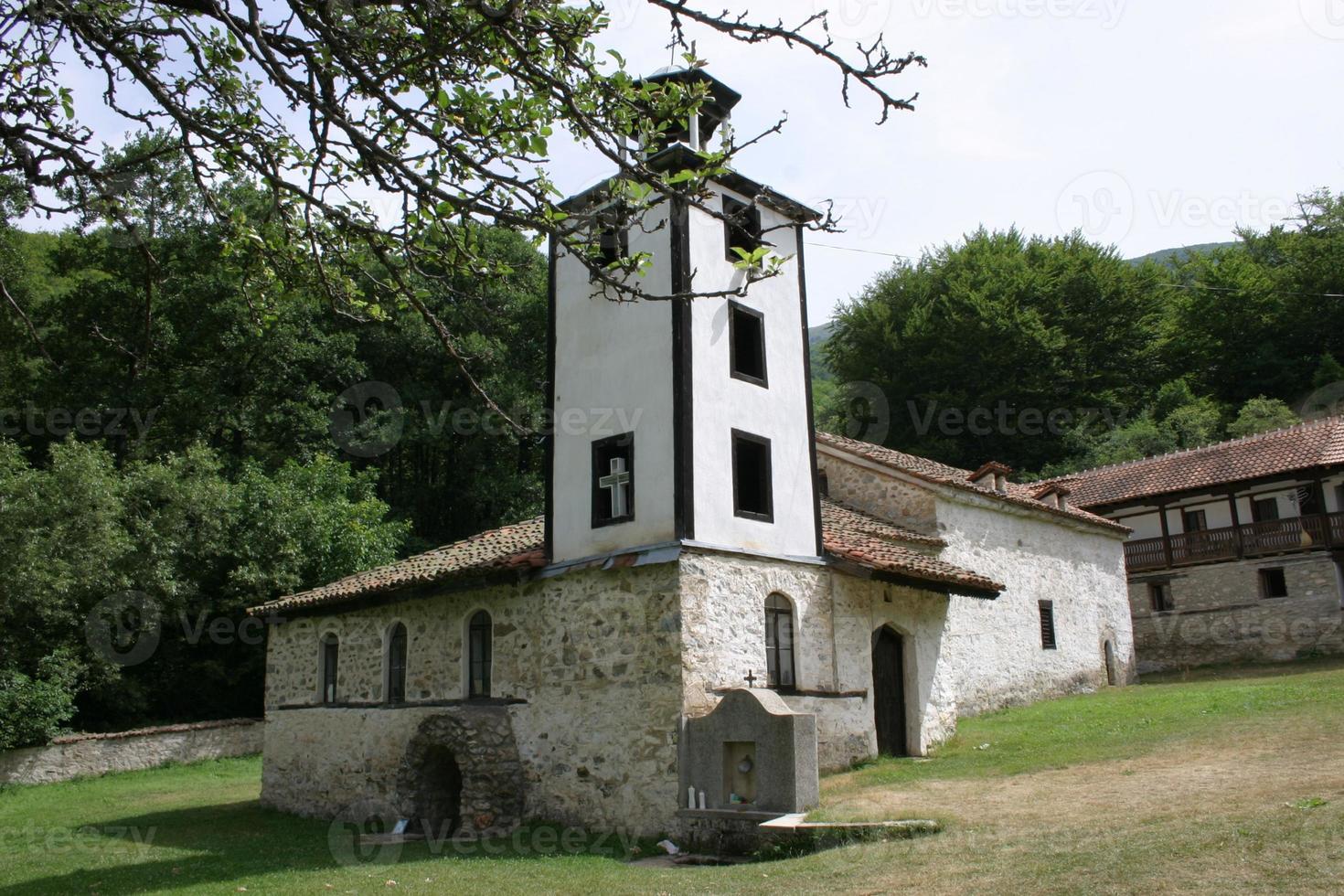 Monastery Slivnica, macedonia photo