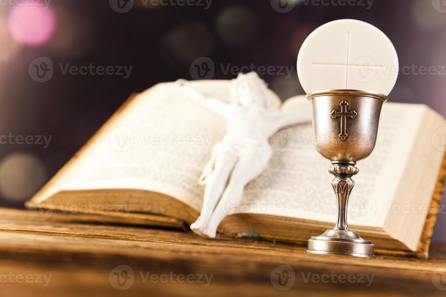 Holy of communion photo