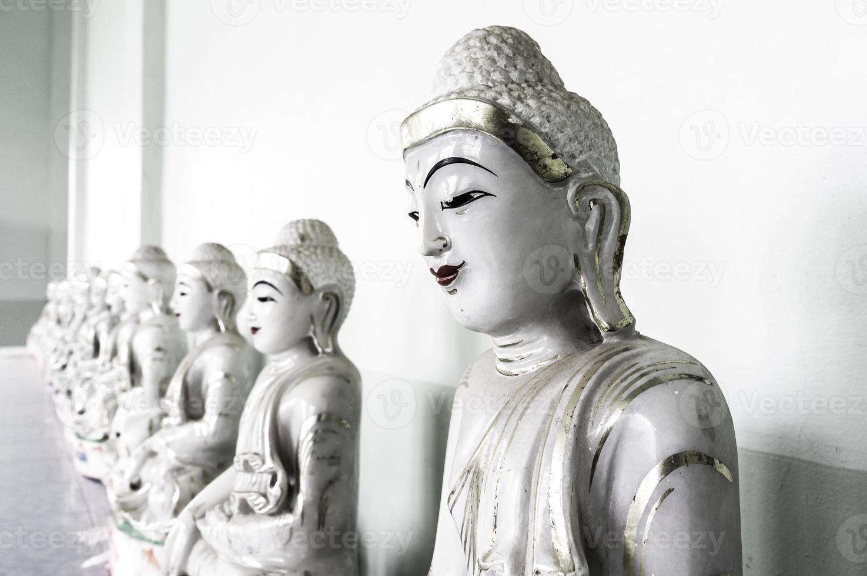 estatuas de Buda foto