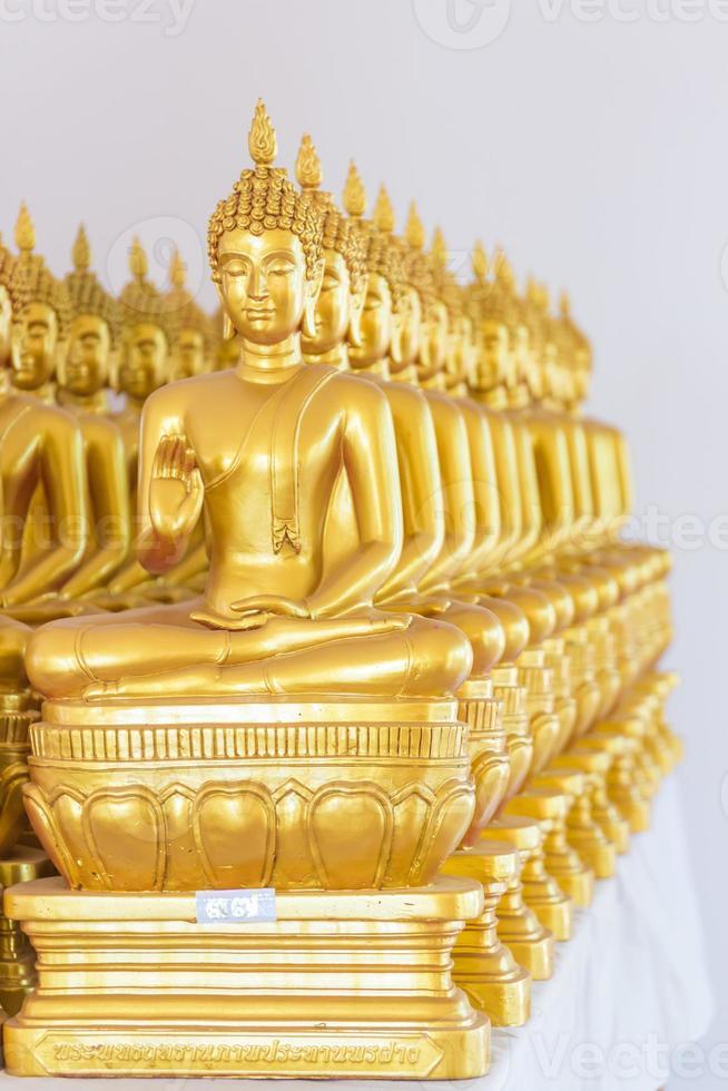 estatua de Buda en Tailandia foto