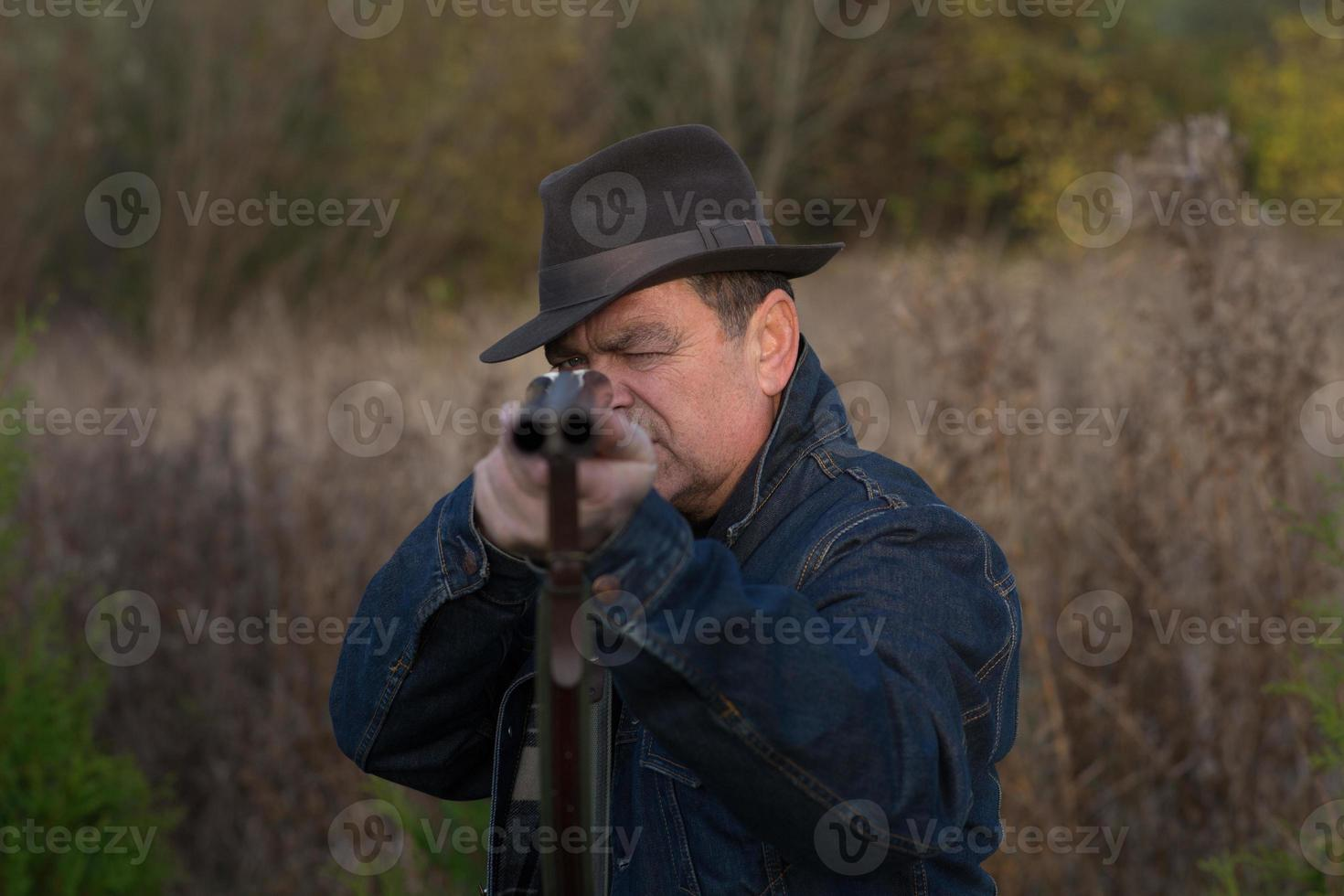 man_shotgun_protection foto