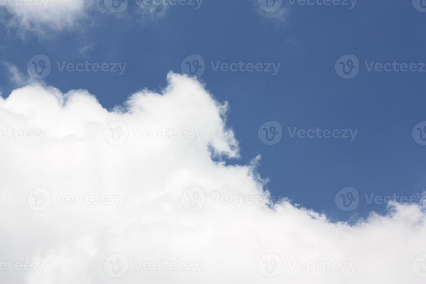 Clouds and the sky photo
