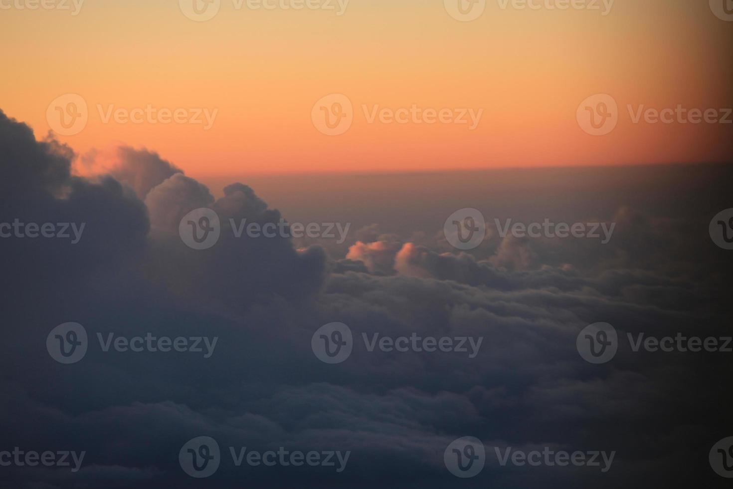 nube del cielo foto