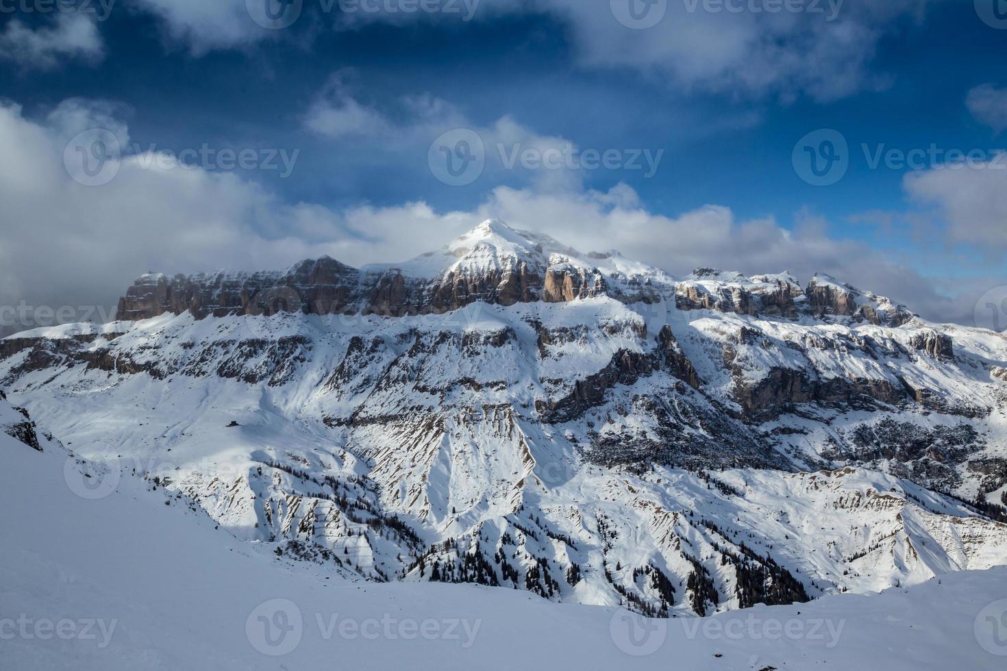 Dolomites, Italy, Europe photo