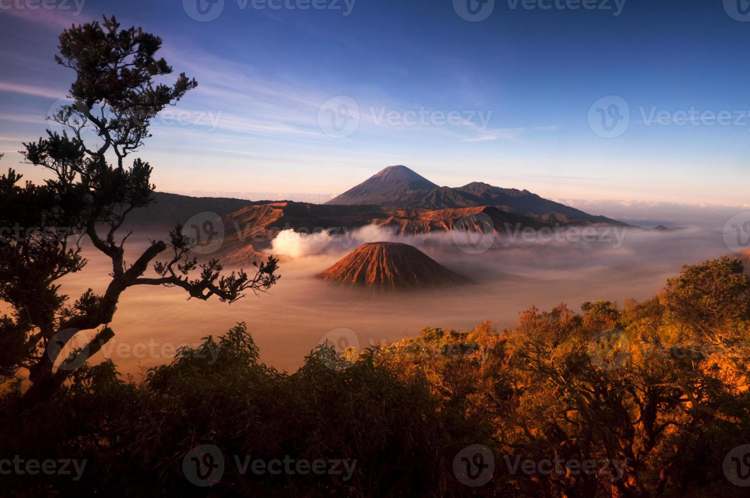 volcán foto