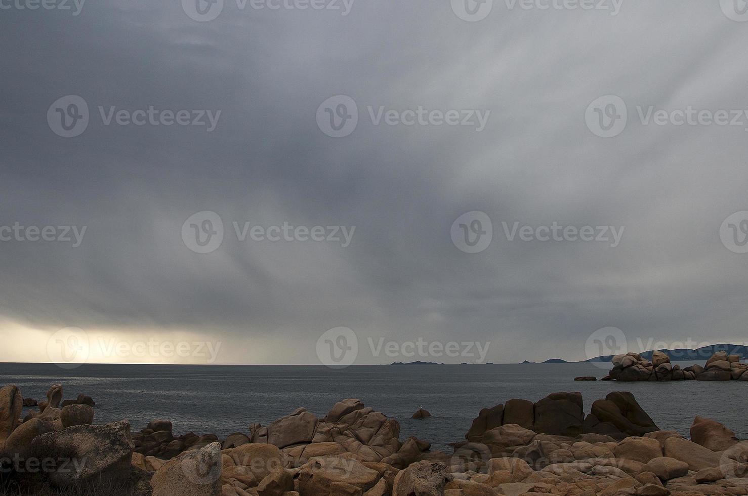 les îles Sanguinaires photo
