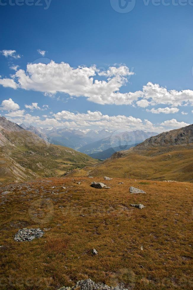 Alpes - Lombardía, Italia foto